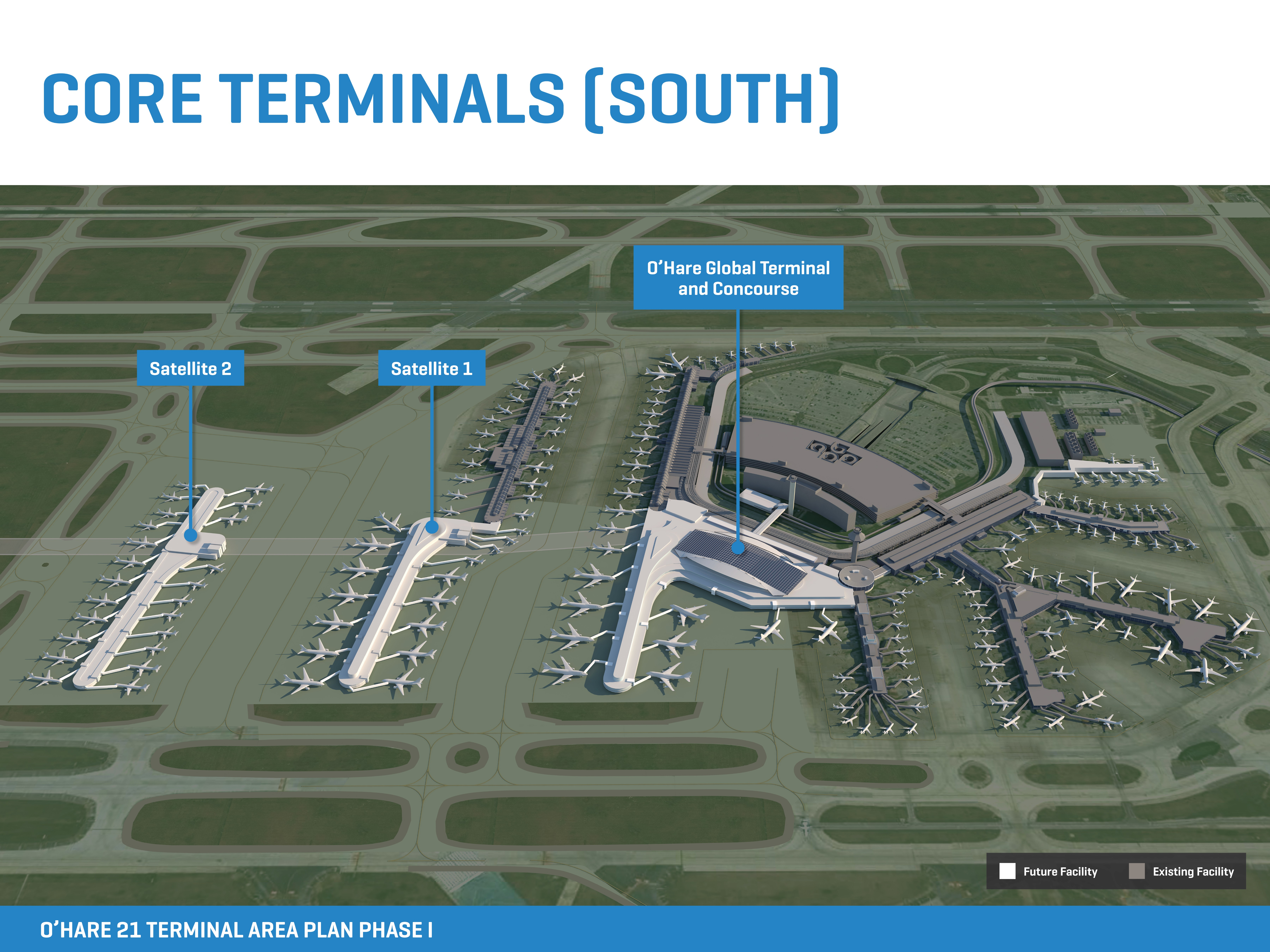 core terminal south rendering